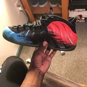 Nike Shoes - Spider-Man foamposites